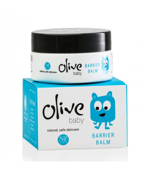 Olive Baby Barrier Balm , 50g, Plant Based , NATRUE Certified