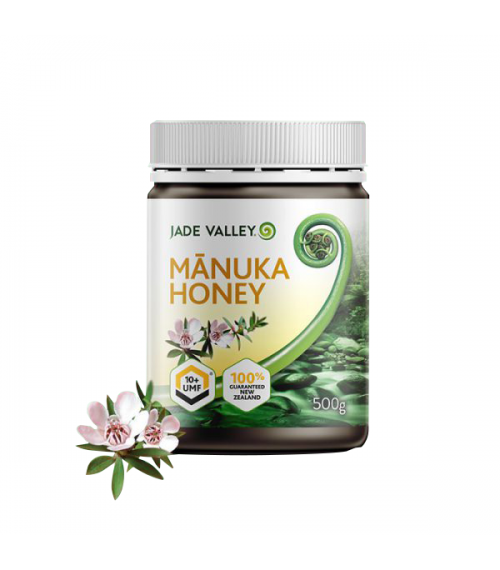 JadeValley Manuka Honey UMF5+, 500ml  [Bundle of 2]