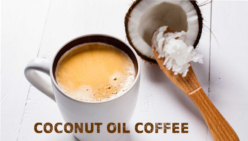 Coconut Oil Coffee Recipe ( Metabolism Boosting Coffee)
